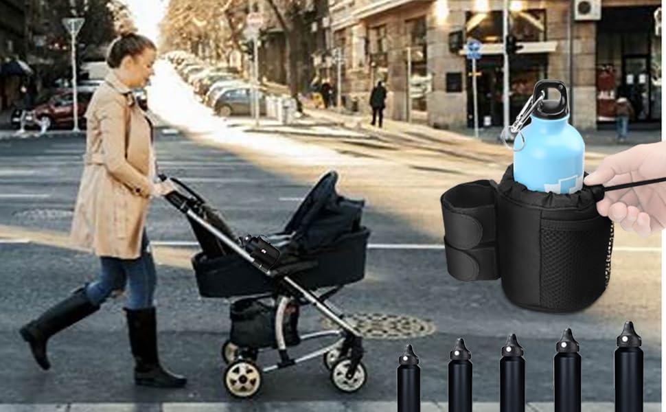 cup holder for stroller