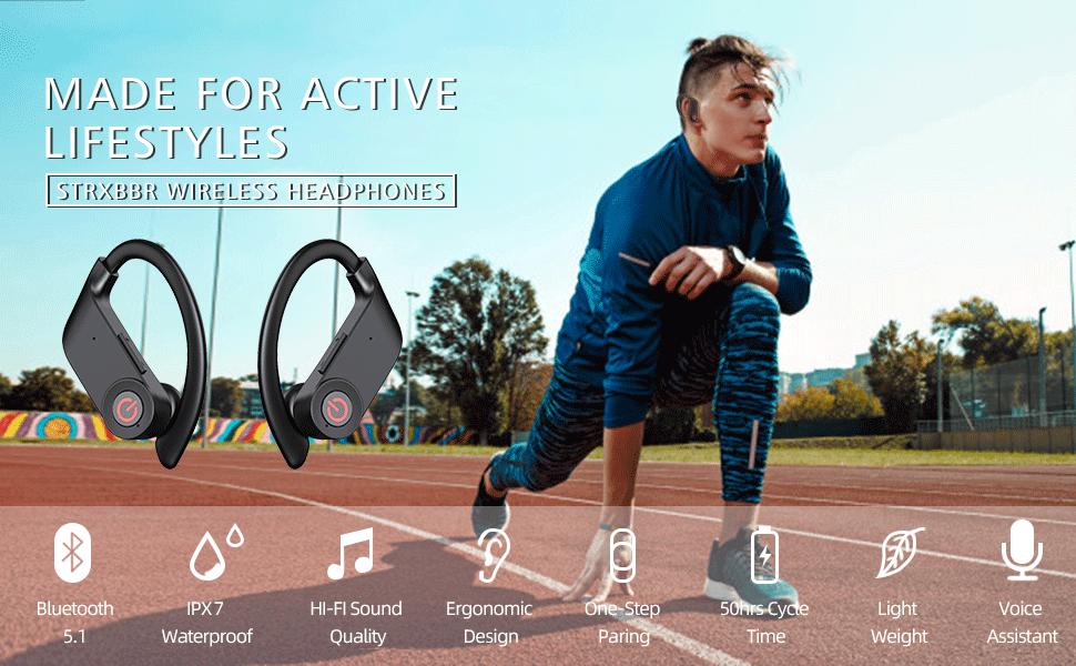wireless earbuds wireless headphones Bluetooth earbuds Bluetooth headphones