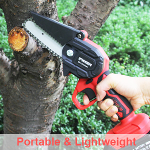 pruning shears chainsaw