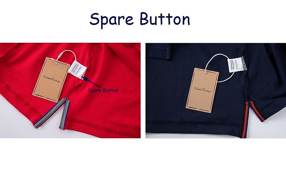 Spare Button