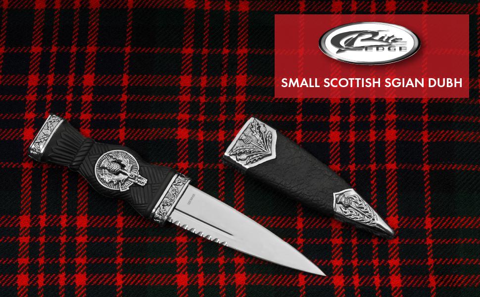 Rite Edge Small Scottish Sgian Dubh