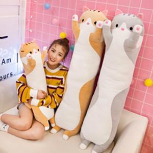 soft cat pillow