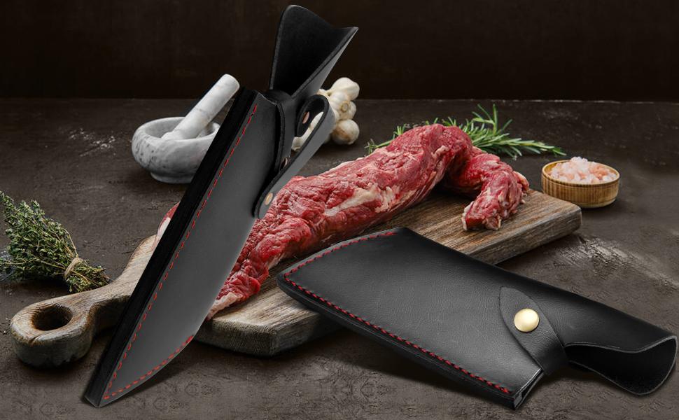 cooking knife sheath
