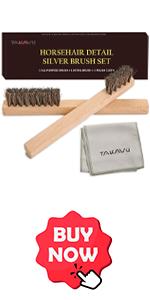 silverware brush