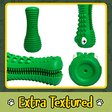 Quality Lyfe Interactive Dog Chew Toy  Dog Aggressive Chewer