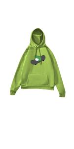Long Sleeve Cute Hoodie Sweatshirt