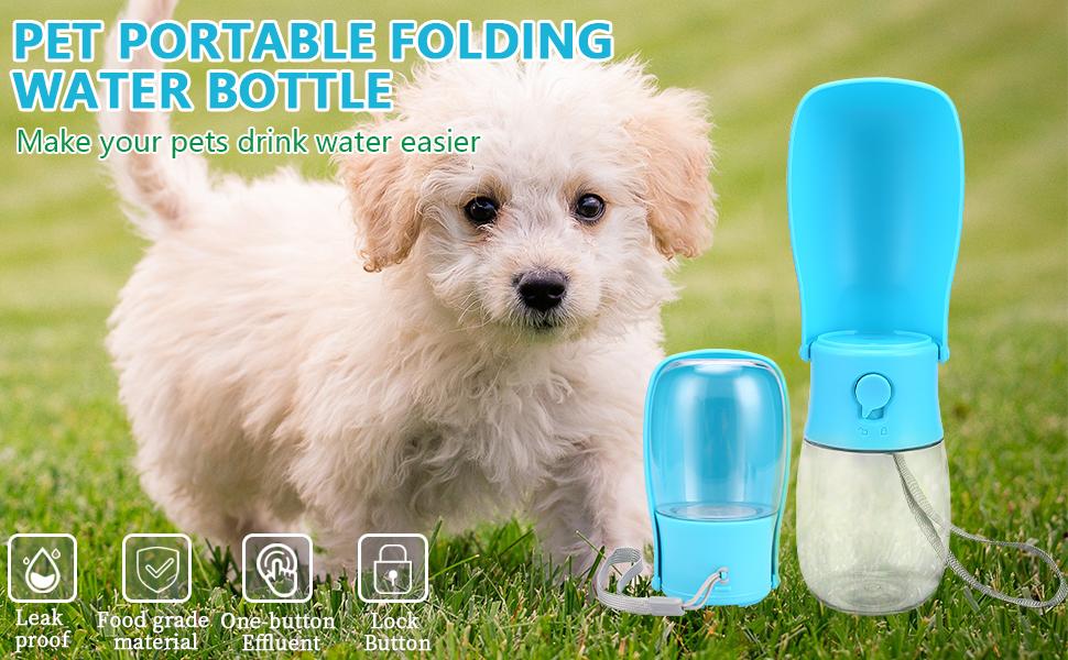 dog water bottle dog water dispenser portable dog water bottle dog water bottle dispenser