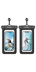 ProCase Floating Waterproof Phone Pouch
