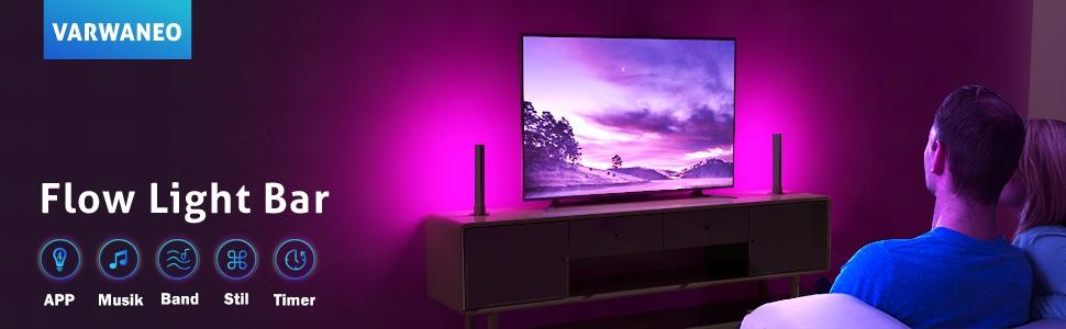 led lampe lampen gaming zubehör led tv hintergrundbeleuchtung