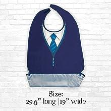 Classy Pal Tie Design Size