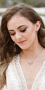 Wedding Back Necklace