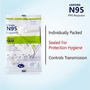 Seal Packaging N95 Mask