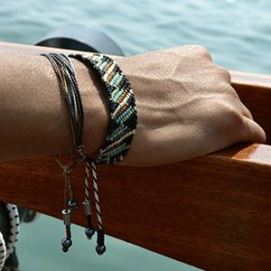 Sailor Rope Bracelets and Surfer String Bracelets