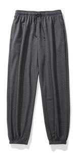 Womens Cinch Bottom Sweatpants