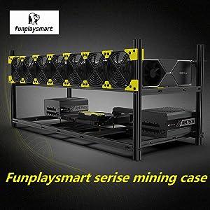 Funplaysmart series mining machine case