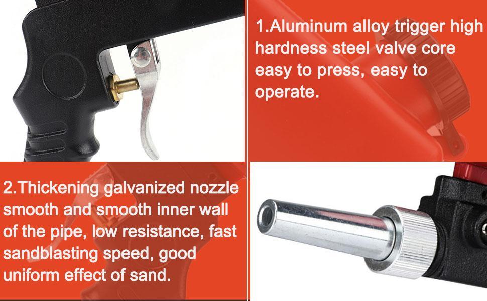 Premium Sandblaster