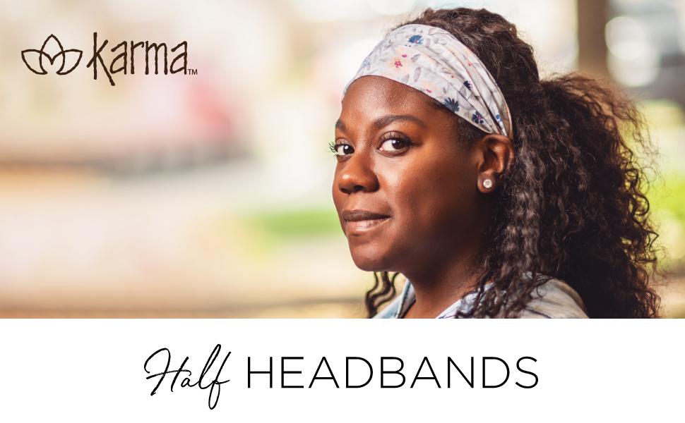 Half Headband