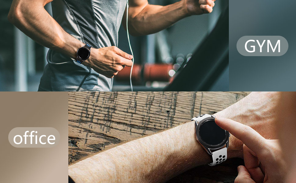 Widely Using: for workout,  outdoor sports, business, parties, shopping, etc.