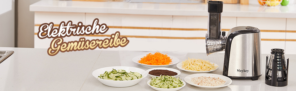 Découpe Légumes Électrique Le coupe-légumes Râpe legumes electrique