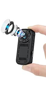 Hide mini security camera