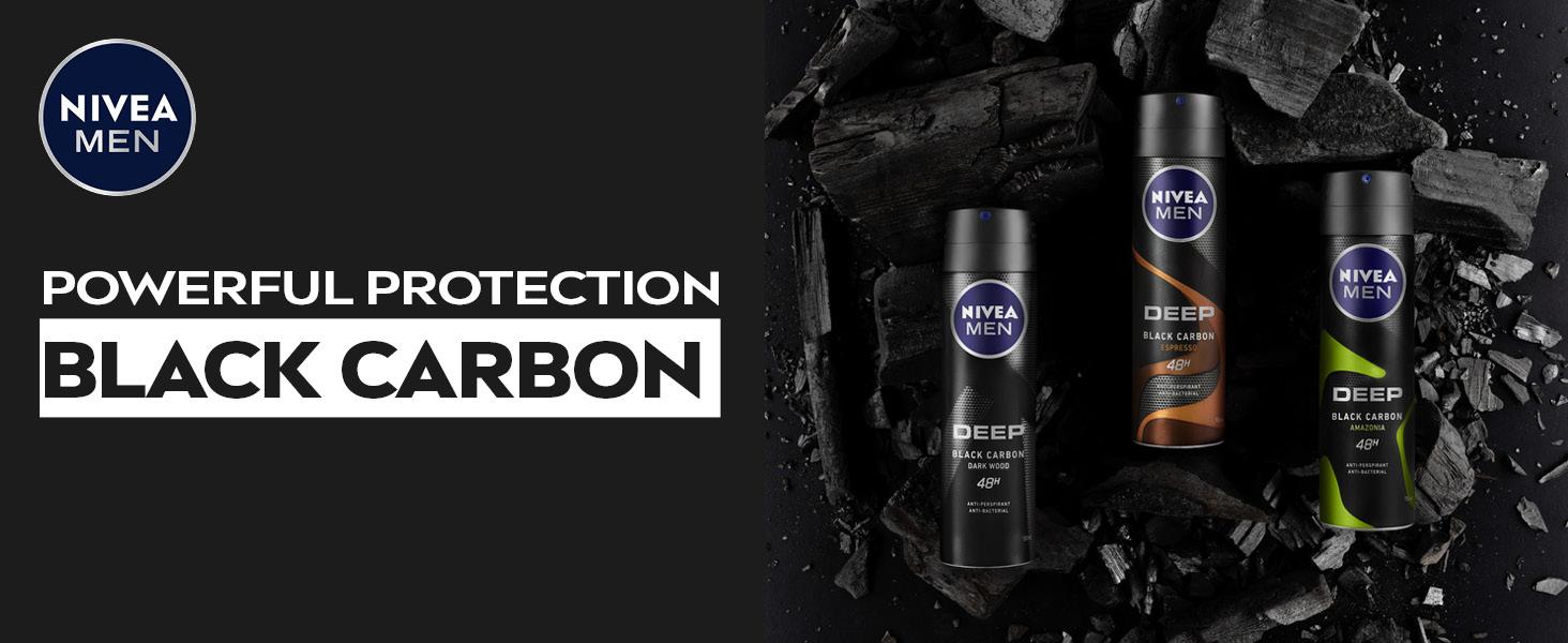 nivea men, deodorant, deodorant for men, aerosol deodorant, roll on deodorant, anti-perspirant