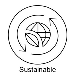 rokka and rolla sustainble puffer jacket