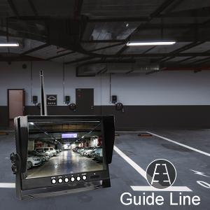 EVERSECU 4pcs Digital HD 1080P Wireless Car Backup Cameras with 9 inch 4ch Quad Display Monitor