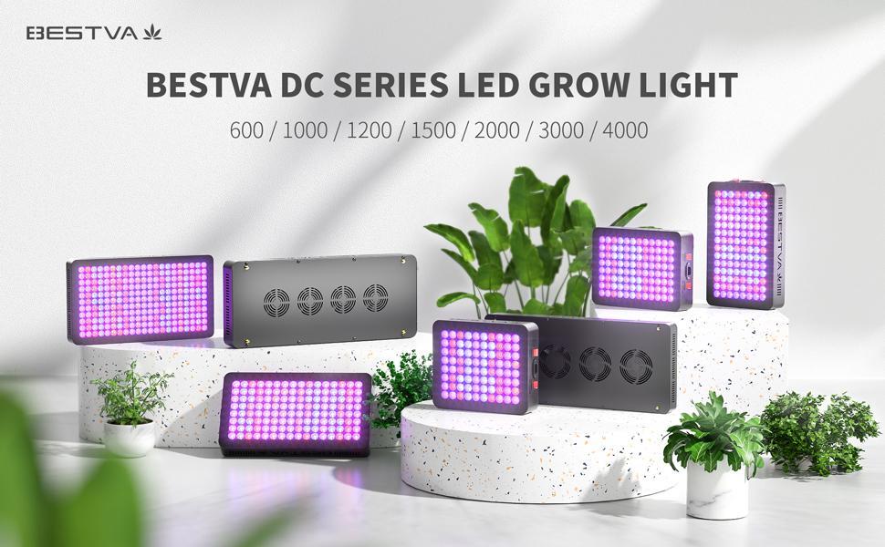 BESTVA DC Series Led grow light