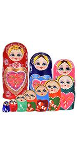 Russian Dolls(10PCS)