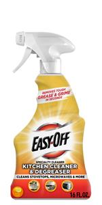 easy off oven cleaner degreaser spray easy-off fume free heavy duty ez off professional kitchen
