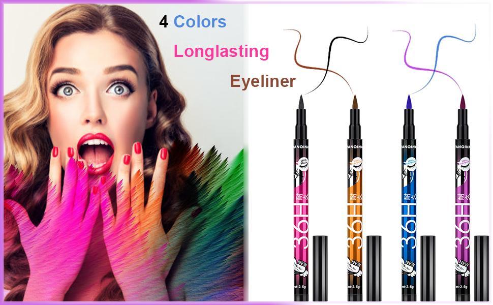 Longlasting eyeliner