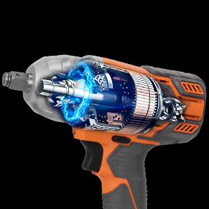 HIGH TORQUE BRUSHLESS WRENCH