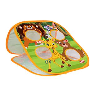 Bean Bag Toss Game Set for Kid Toddler Fun