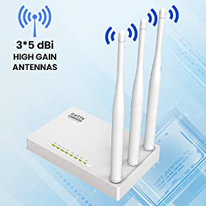 Netis WF2409E 300 Mbps High-Speed Wireless N Router