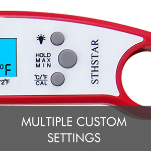 Thermometer for meat 1
