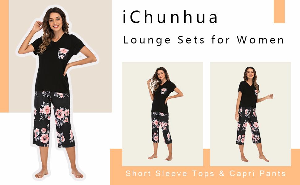 iChunhua Comfy Lounge Sets for Women