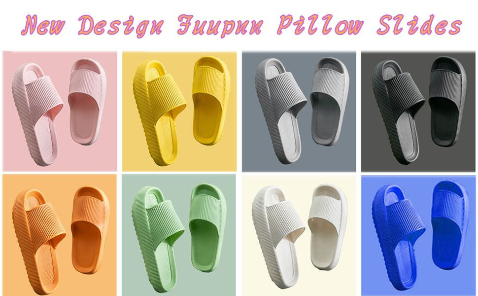 Fuupnn pillow slides