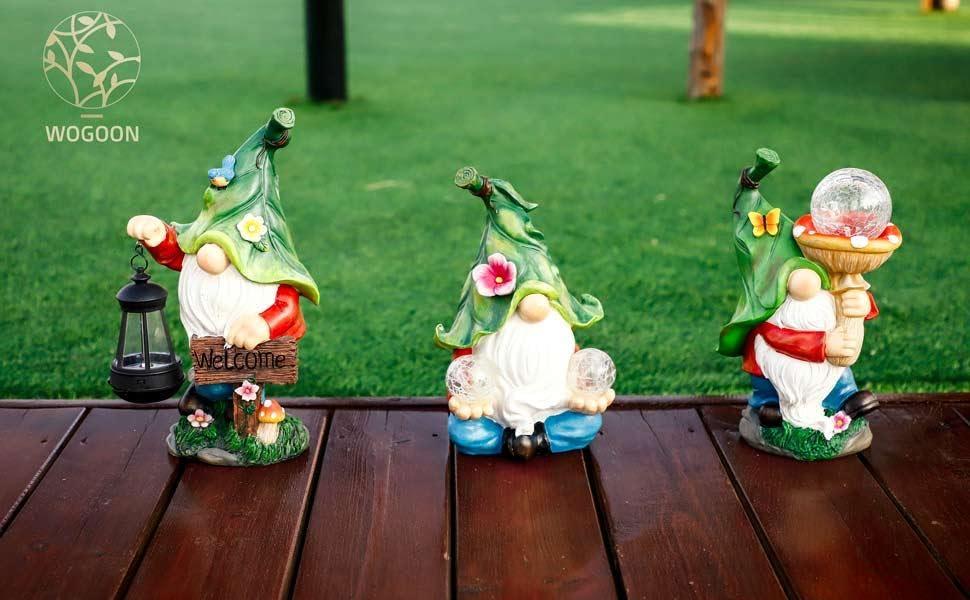 Garden Gnome Decor