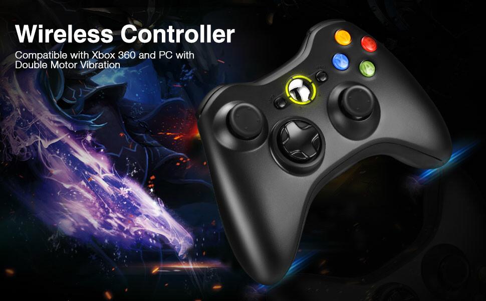 Powerextra Wireless Game Controller