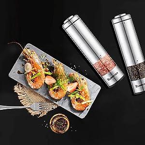 grinder with shrimp