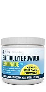 Dr Bergs Electrolyte Lemonade 45 servings