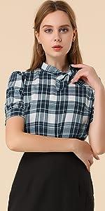 B08X666H54 Plaid shirts