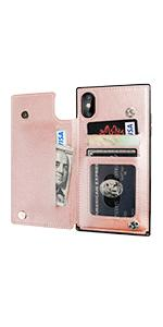 Crossbody Wallet Case