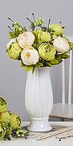 peony artificial flowers