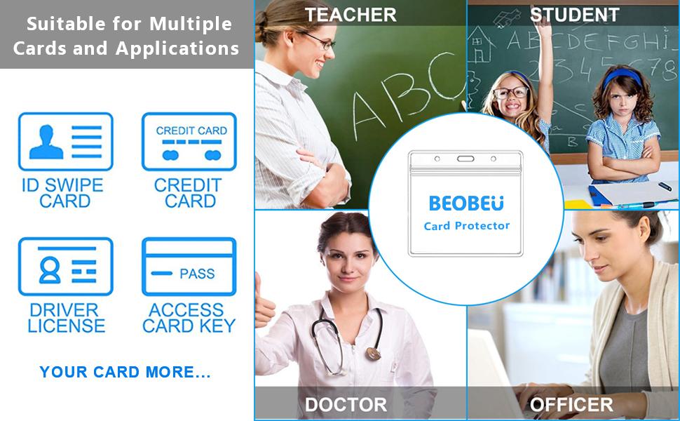 BEOBEU CDC CARD PROTECTOR