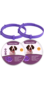 calming collars for puppy