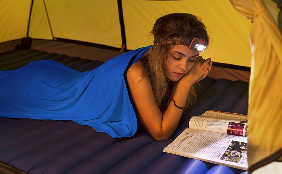 Naturehike sleeping bag liner forcamping, hotels, or travel