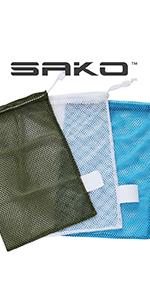 sako sports mesh bag