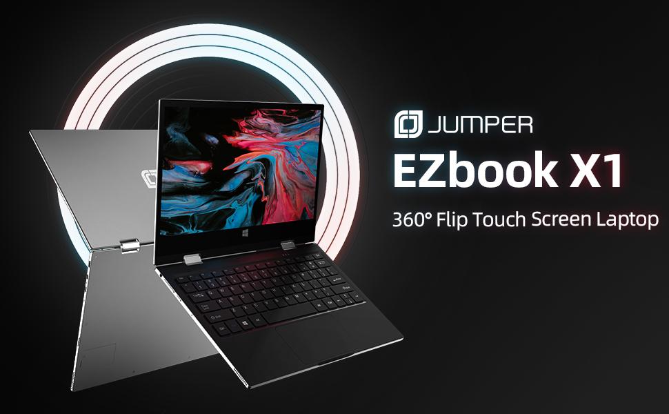 360° Flip Touch Screnn Laptop