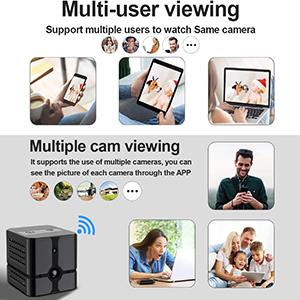 Multi Users Remote View